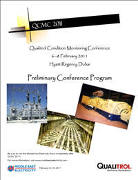 Ежегодная конференция Qualitrol Condition Monitoring Conference (QCMC) в Дубаи